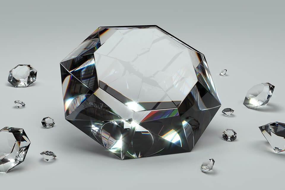 來當鋪當鑽石,2克拉鑽石價格怎麼估?鑽石估價方式一次告訴你!